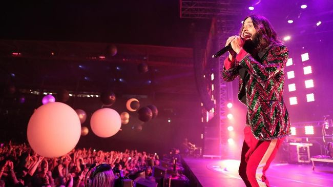 30 Seconds To Mars Bakal Kembali Gelar Festival Mars Island