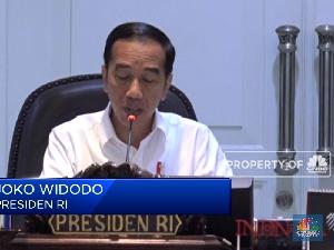 Impor Baja Masuk Tiga Besar, Jokowi: Ini Tidak Bisa Dibiarkan