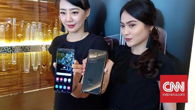 Buka-bukaan Kamera 108 MP Samsung S20 Ultra vs Xiaomi Note 10
