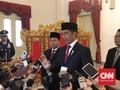 Pesan Jokowi ke Kepala Bakamla Baru: Segera Jadi Coast Guard