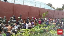 Rutan Kabanjahe Rusuh, Kapasitas 145 Orang Dihuni 410 Napi