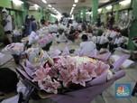 Intip Penjualan Bunga yang Makin Mahal Jelang Hari Valentine
