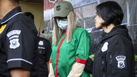Hasil Tes Rambut Lucinta Luna: Positif Amphetamine