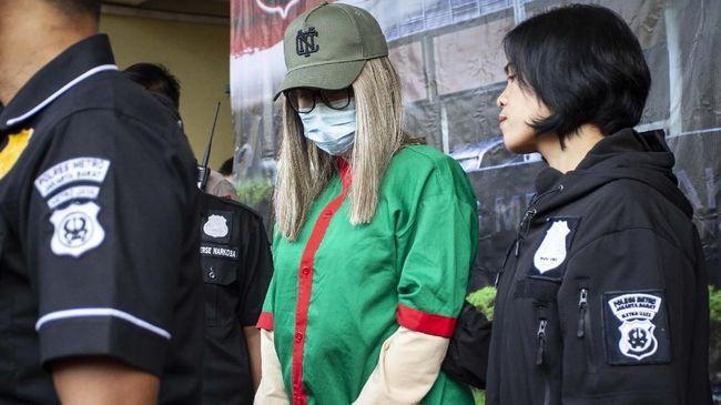 Polisi soal Lucinta Luna Depresi: Alasan Klasik