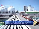 Jokowi Minta Harga Gas USD 6 per MMBTU Segera Direalisasikan