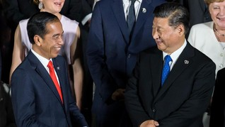 Presiden China Telepon Jokowi, Siap Kerja Sama Lawan Corona