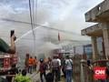 Rutan Kabanjahe Terbakar, 314 Tahanan Dievakuasi
