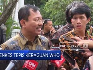 Terawan Tepis Keraguan WHO Soal Deteksi Corona di Indonesia