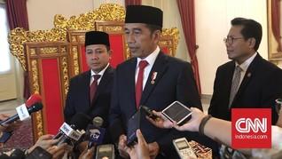 Jokowi: 4 WNI Positif Corona Dipantau KBRI di Jepang