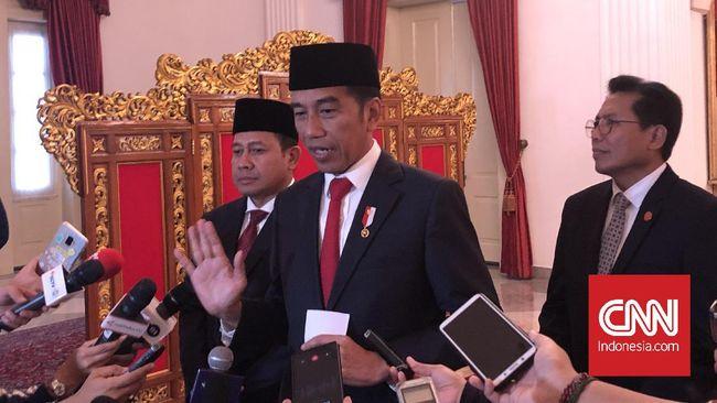 Draf Omnibus Law Cipta Kerja, Jokowi Kurangi Jam Kerja Buruh