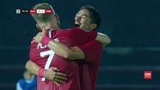 VIDEO: Bali United Cukur Than Quang Ninh 4-1
