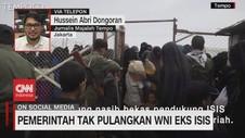 VIDEO: Pemerintah Tak Pulangkan WNI Eks ISIS