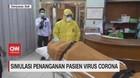 VIDEO: RS Sanglah Gelar Simulasi Pasien Virus Corona