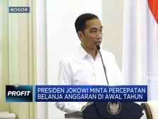 Jokowi Minta Penyerapan Belanja Anggaran Dipercepat