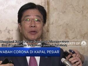 174 Postif Virus Corona Di Kapal Pesiar Jepang