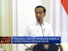 Indonesia Tak Lagi 'Kebal' Corona, Ini Penjelasan Jokowi