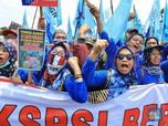 Istana Klaim RUU Omnibus Law Libatkan Buruh & Serikat Pekerja