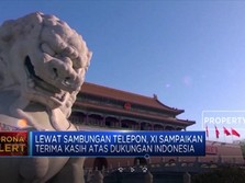 Presiden China & Jokowi 'Telfonan' Bahas Corona
