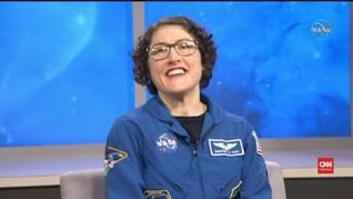 VIDEO: Curhat Astronaut Hidup Setahun di Luar Angkasa
