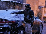 Fenomena Langka, Salju Turun di Jazirah Arab