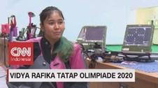 VIDEO: Vidya Rafika Tatap Olimpiade 2020