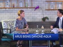 Arus Bisnis Danone-Aqua