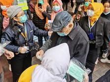 KBRI Oman Pulangkan 80 Pekerja Migran Indonesia