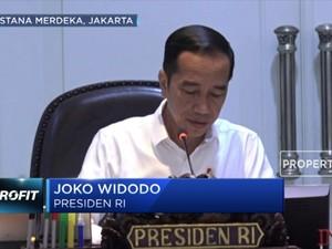 Jokowi Bidik Indonesia Bisa Capai Peringkat 40 EODB