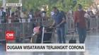 VIDEO: Dugaan Wisatawan Terjangkit Corona
