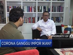 Strategi Menteri Edhy Prabowo Cegah Tangkal Virus Corona