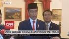 VIDEO: Jokowi Sampaikan Dukungan untuk Tiongkok Soal Covid-19