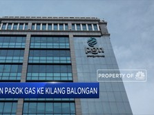 PGN Pasok Gas ke Kilang Balongan
