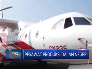 Indonesia Bangga Pesawat CN-235 Laris Manis Diekspor