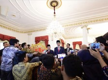 Saat Jokowi Pusing : Habis Perang Dagang, Terbitlah Corona