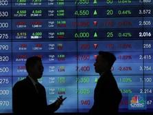 Perhatian Pasar Tertuju ke AS, Lockdown Dibuka Kasus Naik
