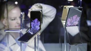 Spesifikasi dan Harga Ponsel Lipat Samsung Galaxy Z Flip