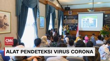Video: Alat Pendeteksi Virus Corona