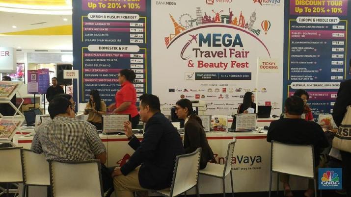 PT Bank Mega Tbk menargetkan kantongi Rp 250 miliar dari gelaran Bank Mega Travel Fair yang digelar di beberapa kota di seluruh Indonesia.