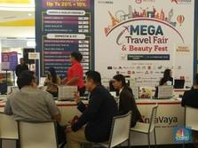 Gelar Mega Travel Fair, Bank Mega Targetkan Omzet Rp 250 M