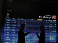 Hari Penuh Cinta, Asing Lanjut Borong Saham di Bursa RI