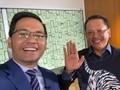 VLOG: Bambang Soesatyo dan Hobi Motor Gede