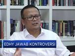 Ini Cara Edhy Prabowo Dorong Sumbangsi KKP bagi Ekonomi RI