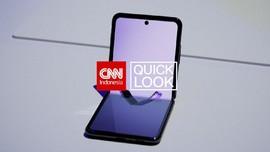 VIDEO: Ponsel Lipat Anyar Samsung, Galaxy Z Flip