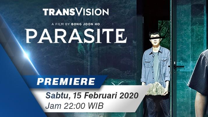 Asyik, Film Parasite Tayang di Transvision Sabtu Ini!