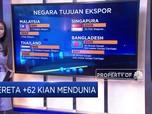 Mantab! Kereta Indonesia Kian Mendunia