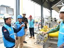 Turun ke Mempawah, BPH Migas Cek Proyek Gas di Kalbar