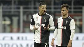 Dybala: Ronaldo Dibenci di Argentina