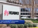 AS Tuduh Huawei Curi Informasi untuk Bantu Iran