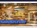 BEI Lakukan Joint Audit Periksa Nara Hotel