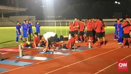Empat Pemain Absen di Latihan Perdana Timnas Indonesia